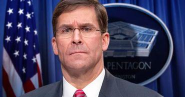 Министр обороны США Марк Эспер.