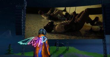 Трейлер нового фильма Кристофера Нолана показали в игре Fortnite.
