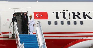 Эрдоган предоставил свой самолет для перелета из города Кахраманмараш в Анкару.