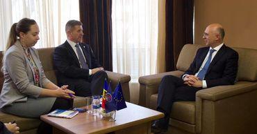 ДПМ намерена укрепить свои проевропейские позиции.