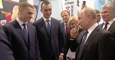 Путин рассказал, что первым видом спорта, которым он занимался, был бокс.