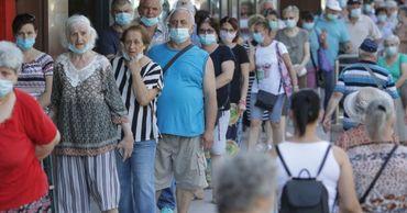 Абсолютный антирекорд в Румынии: за сутки выявили 698 случаев COVID-19.