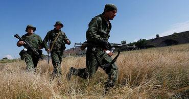 Украина снова сорвала отвод войск в Донбассе.