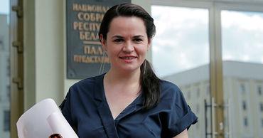 """Тихановская вызвала Лукашенко на дебаты """"один на один"""". Фото: ria.ru."""