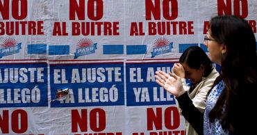 Аргентина оказалась в состоянии дефолта по внешнему долгу.