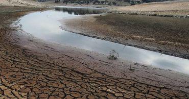 """Объявлен """"желтый"""" уровень метеоопасности в связи с гидрологической засухой"""