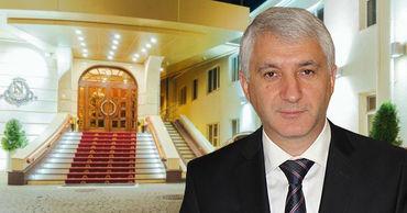 """Сейчас Ботнарь живет в гостинице """"Nobil"""" в Кишиневе, так как свой дом он продал."""
