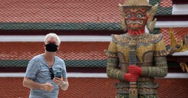Туристов в Таиланде станут отслеживать через мобильное приложение.