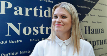 "Кандидат от ""Нашей партии"" Нина Черетеу получила мандат в качестве примара города Дрокия."