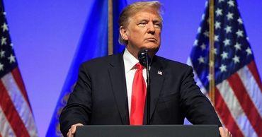 Трамп заявил, что за порчу памятников в США будет грозить до 10 лет тюрьмы.