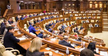 Молдавские депутаты прервали заседание парламента из-за чувства голода.