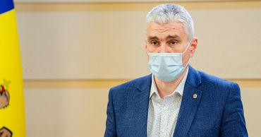 Вице-спикер парламента РМ Александр Слусарь.
