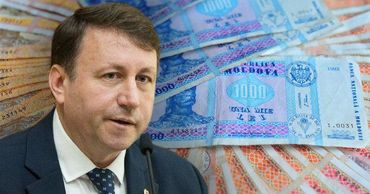 Депутат от ПДС Игорь Мунтяну. Коллаж: Point.md