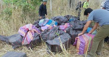 В Парагвае обнаружили крупнейшую в истории партию кокаина.
