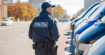 Оскорбление полицейского грозит штрафом в размере до 50 000 леев.