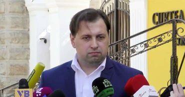 Секретарь Центральной избирательной комиссии Максим Лебединский.