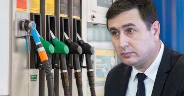 Ионицэ: Цена за литр бензина должна быть минимум на 4 лея меньше. Фото: Point.md