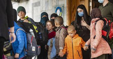 Россия вывозит детей ИГИЛ из Сирии.