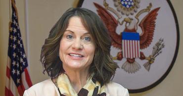 Заместитель помощника госсекретаря США Робин Данниган.