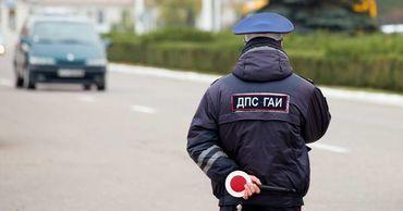 Сотрудники ГАИ за неделю зафиксировали более тысячи нарушений ПДД.