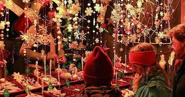 В каждом секторе столицы откроются рождественские ярмарки.