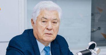 Бывший президент Республики Молдова Владимир Воронин.