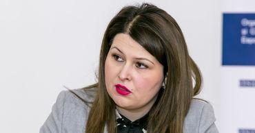 Вице-премьер Лесник подала в отставку.