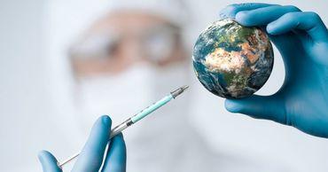 """ВОЗ обещает компенсации за """"побочку"""" от вакцины против COVID-19."""
