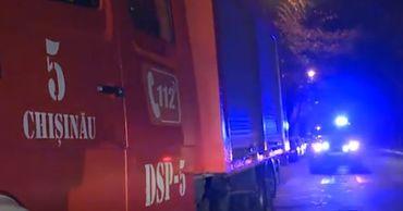 Жильцы дома на Рышкановке рассказали, как пережили пожар.