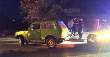 В Кагуле пьяный водитель сбил подростков и скрылся с места аварии.