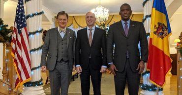 Филип обсудил с зампомощника госсекретаря США перезагрузку ДПМ.