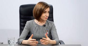 Санду о внеочередных выборах: Не я принимаю окончательное решение, а граждане