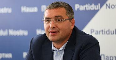 Ренато Усатый подал документы на участие в выборах президента.