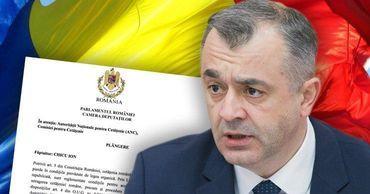 Кику о лишении румынского гражданства: Это политическое шоу. Коллаж: Point.md