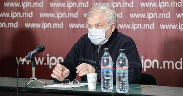 Председатель Экологического движения Молдовы Алеку Реницэ.
