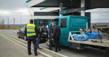 Пограничники обнаружили несколько случаев незаконной перевозки.