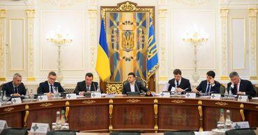 В СНБО Украины признали невозможность вернуть Крым силой.