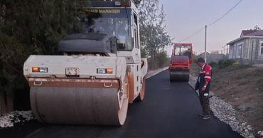 В Конгазчике завершился капитальный ремонт дороги. Фото: gagauzinfo.md.
