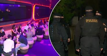 Правоохранительные органы провели проверки в 15 ночных клубах столицы.