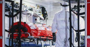 В Румынии выявили 167 новых случаев заражения коронавирусом.