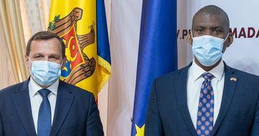 Нэстасе на встрече с Хоганом: Выборы - шанс на перезапуск парламента