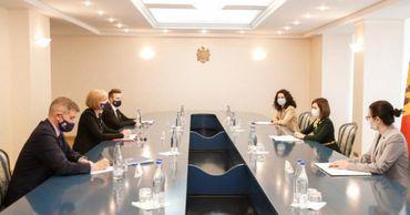 Власти Великобритании поддержат реформы и борьбу с коррупцией в Молдове