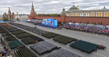 В Москве прошел парад в честь 76-й годовщины Великой Победы.