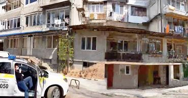 В Кишиневе изолировали жилой дом на Буюканах. Коллаж: Point.md