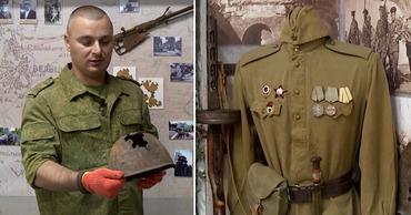 За 10 лет поисковики Молдовы нашли останки более тысячи красноармейцев.