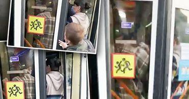 Пассажиры столичного троллейбуса забыли о социальной дистанции. Коллаж: Point.md