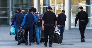 МВД России потребовало от нелегальных мигрантов покинуть страну.