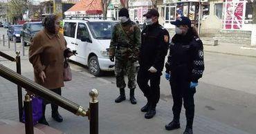 Полиция оштрафовала почти 900 кишиневцев за несоблюдение ограничений.