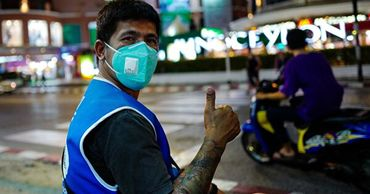 В Таиланде за первоапрельские шутки о коронавирусе накажут тюрьмой.