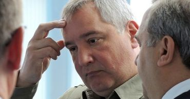 Facebook заблокировал аккаунт Дмитрия Рогозина.